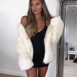 Xhilaration Jackets & Coats - Faux fur vest 🖤